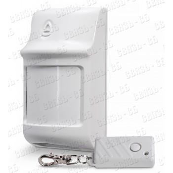 """GSM-сигнализатор """"EXPRESS GSM"""", Определяет движение, сообщает об этом на мобильный телефон."""