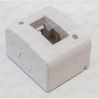 YE0043 - Корпус для одного выключателя