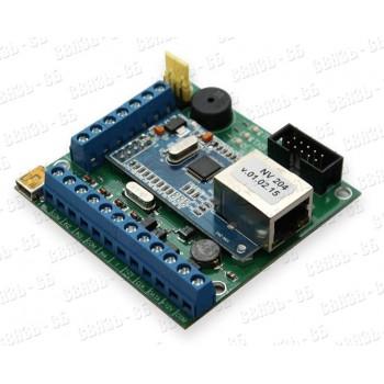 Контрольная панель охранная  NV 204
