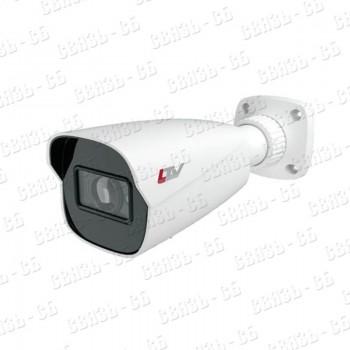 LTV CNE-625 48 IP-камера уличная, цилиндрическая, 2 Мп, f 2.8-12 мм