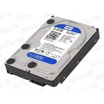 "Жесткий диск WD Original SATA-III 3Tb WD30EZRZ Blue (5400rpm) 64Mb 3.5"""