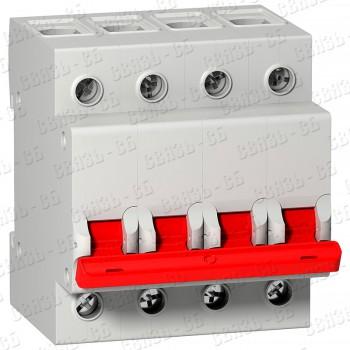 Выключатель нагрузки EASY 9 4П 40А