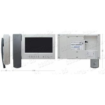 Монитор (к в/домофону) VIZIT-M468МS