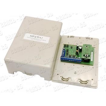 SIP-CDA3. IP/SIP адаптер координатных домофонов