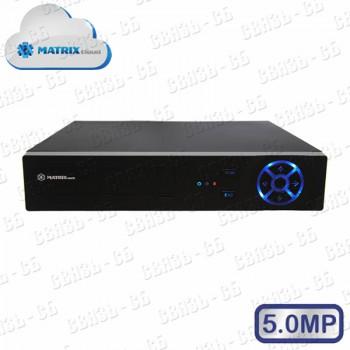 Matrix M-32IP UHD MC, 32-х канальный IP видеорегистратор