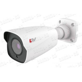 LTV CNE-642 58 IP видеокамера, цилиндрическая, 4мп, MTZ 2.8-12mm, DWDR, H.265 / H.264, IP67, - 40 °C