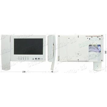 Монитор (к в/домофону) VIZIT-M468MW