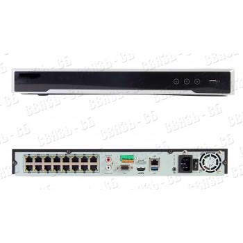 IP-видеорегистратор на 16 каналов DS-7616NI-K2