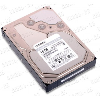 "Жесткий диск Toshiba SATA-III 10Tb HDWR11AUZSVA X300 (7200rpm) 256Mb 3.5"""