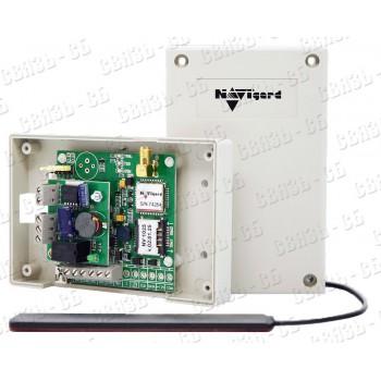 NV 1025. GSM контроллер для управления приводами ворот и шлагбаумов