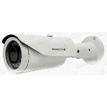 PX-AHD-ZN40-H20SL Starvis уличная цилиндр  4 в 1 видеокамера, 1080p, f=2.8-12мм