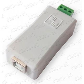 Конвертер интерфейсов 485/USB
