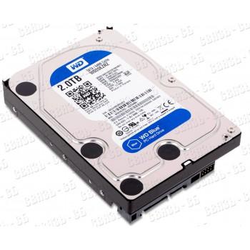 "Жесткий диск WD Original SATA-III 2Tb WD20EZRZ  Video Blue (5400rpm) 64Mb 3.5"""