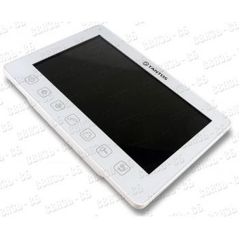 """Монитор Amelie Slim (White)  цв., TFT LCD 7"""", PAL/NTSC, Hands-Free, 2 панели, 2 камер"""