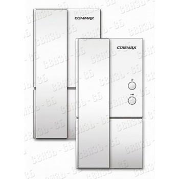 DP-LA01M/S. Комплект интерфона из 2-х трубок, подключение внешнего ПУ, открывание замка,