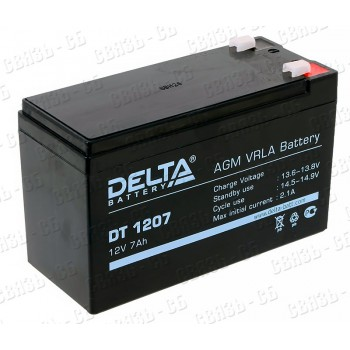 Аккумулятор АКБ Delta DT 12022