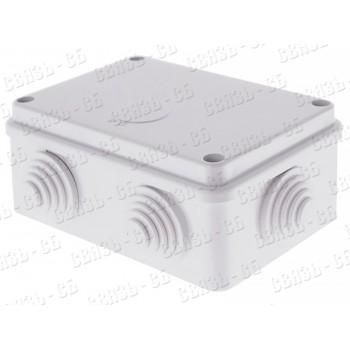 Коробка разв. герм.  120х80х50мм