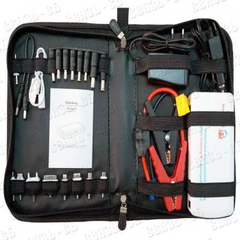 Osminog W 840-H (кожаная сумочка).Мобильный многоцелевой источник энергии высокой мощности.