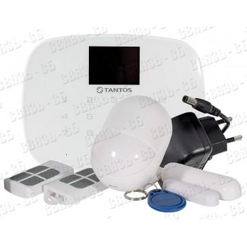 PROTEUS kit Радиоканальная GSM контрольная панель с дисплеем, сенсорной клавиатурой
