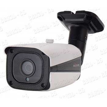 PN-IP2-B2.8P v.2.6.3 PolyVision Видеокамера IP, цилиндр 2Мп, улич, H265, POE