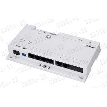 6-канальный коммутатор для IP-домофонов DH-VTNS1060A