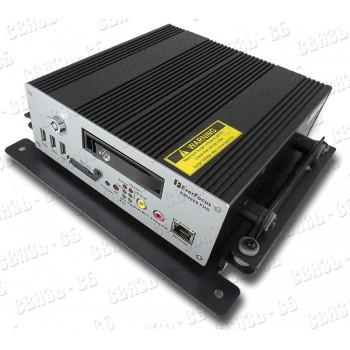 EverFocus EMV-800FHD гибридный мобильный 8-и канальный видеорегистратор