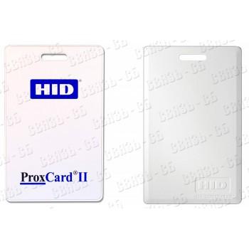 Карта бесконтактная Prox Card II (HID) оригинал