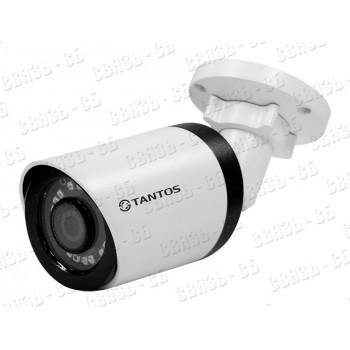 TSi-Pe25FP (3.6)  IP видеокамера уличная цилиндрическая с ИК подсветкой, двухмегапиксельная, 1920х10