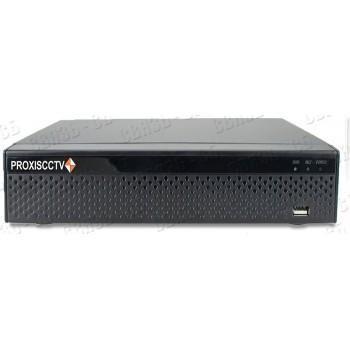 Цифровой регистратор PX-D831 гибридный 5 в 1 видеорегистратор, 8 каналов 5Мп*12 к/с, 1HDD