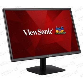 """Монитор ViewSonic 23.8"""" VA2432-h черный IPS LED 16:9 HDMI матовая 250cd 178гр/178гр 1920x1080 D-Sub"""