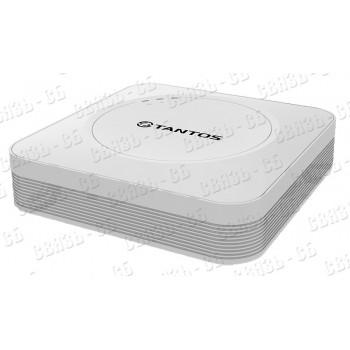 TSr-UV0818 Eco  8-ми канальный универсальный видеорегистратор + 2 дополнительных канала ip (1080Р),