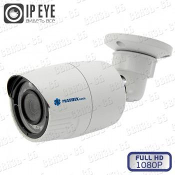 MT-CW1080IP20SE PoE объектив 2.8 мм PoE  Поддержка облачного сервиса MATRIXcloud и XMEye