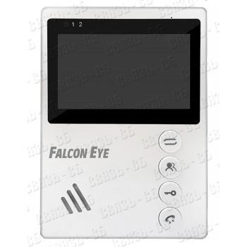 """Vista Видеодомофон: дисплей 4,3"""" TFT; механические кнопки; подключение до 2-х вызывных панелей;  OSD"""