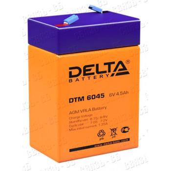 Аккумулятор DTM 6045