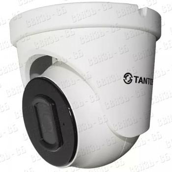 TSi-Beco25FP (3.6), 2 мегапиксельная уличная антивандальная камера с ИК подсветкой и фиксированным о