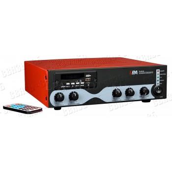 LPA-TA65М настольный трансляционный усилитель 65 Вт с МР3-проигрывателем