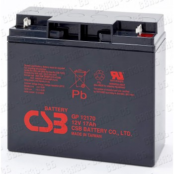 Аккумулятор  CSB (Hitachi ) GP 12170