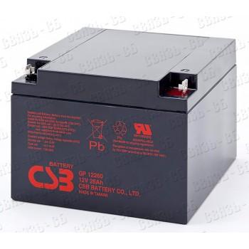 Аккумулятор  CSB (Hitachi ) GP 12260