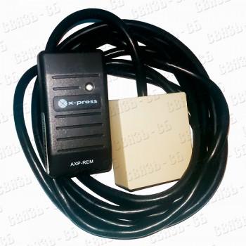 AXP-REM Считыватель проксимити-карт EM-Marin, 125кГц, 5-10В, 10С +55С,80х43х18мм