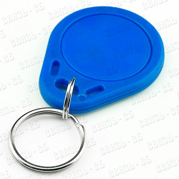 Брелок (Blue) epoxy tag