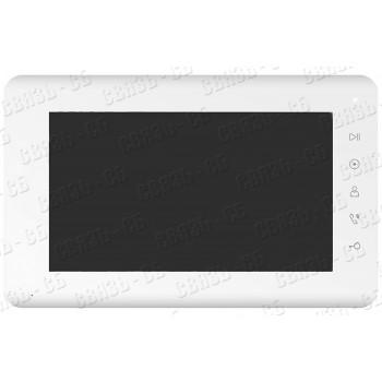 "Mia HD Монитор цветного в/домофона TFT LCD 7"" 800x480, AHD/CVI/TVI/CVBS, Hands-Free, 2 панели, 2 кам"