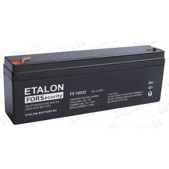 Аккумулятор FS 12022 (12В, 2,2 А/ч)