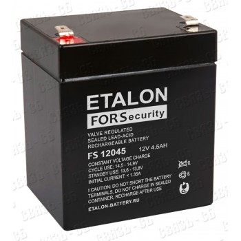 Аккумулятор FS 12045 (12 В, 4.5 А/ч)