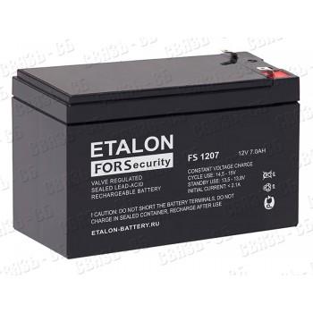 Аккумулятор FS 1207 (12В, 7 А/ч)