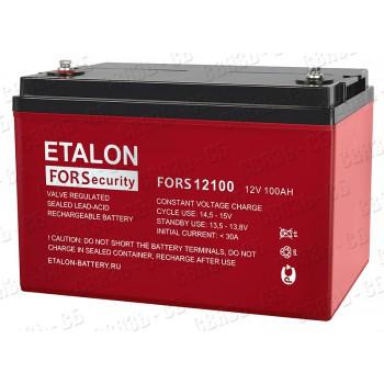 Аккумулятор FORS 12100 (12В, 100А/ч)