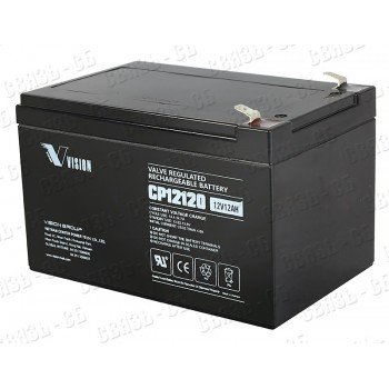 Аккумулятор CP 12120 (12 В, 12 А/ч)