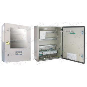 "ШПС-12 Шкаф для установки приборов системы ""Орион"" на DIN рейки."