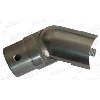 РД СШ 25 Х Соединитель шарнирный ф25. Исполнение из хромированной стали
