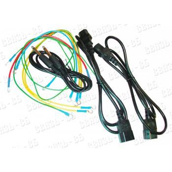 """Комплект кабелей №2 к системе оповещения """"Тромбон"""" предназначен для соединения цепей звукового сигн"""