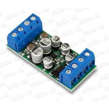 AVD102NT HD Активный универсальный 4-в-1 HD-CVI / AHD / TVI / CVBS бескорпусной разветвитель на 2 вы